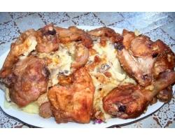 Кулинарные рецепты, курица в пиве