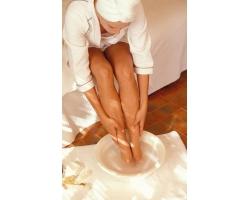 Ванночки для ног - уход за ногами