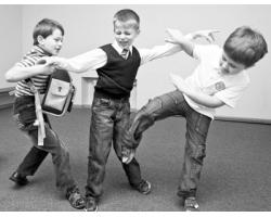 Межличностные отношения в детском коллективе