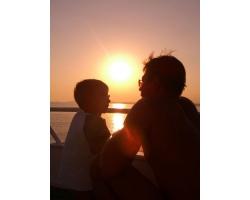 Связь между отцом и ребенком во втором браке