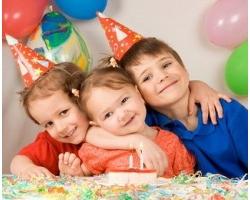 Как организовать домашний детский праздник