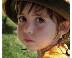 Прокалывание ушей маленьким детям