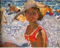 Лето, солнце, море, пляж