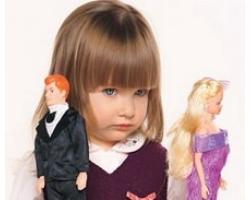 Общение отца с детьми после развода