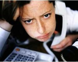 Синдром трудоголика, профессиональное сгорание
