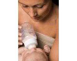 Искусственное вскармливание грудного ребенка
