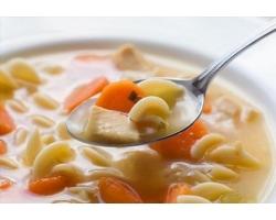 Как приготовить овощной суп для ребенка?