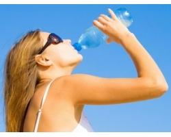Как похудеть при помощи простой воды?