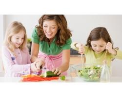 Витаминные рецепты блюд для детей