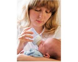 Аллергия на коровье молоко у младенцев