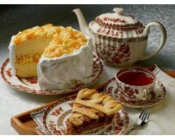 Рецепты сладких блюд на Новый Год