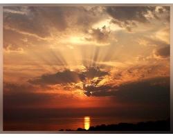 Закат - самое красивое время суток