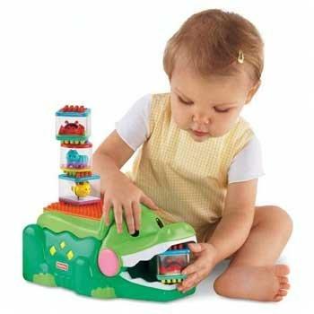 Какую полезную игрушку купить ребенку в 2 года