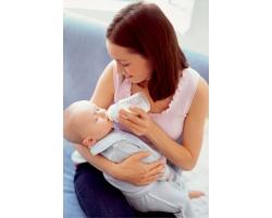 Как вводить детскую молочную смесь ребенку