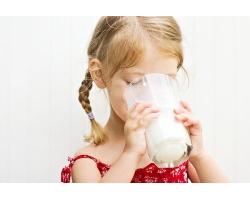 Действительно ли полезно коровье молоко детям?