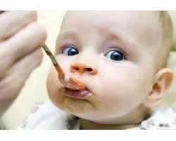 Детское питание для ребенка 6 месяцев