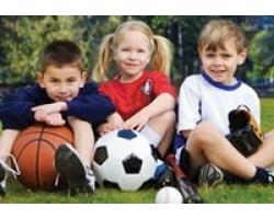 Занятия спортом учащихся школьного возраста