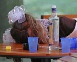 Последствия употребления алкоголя у подростков