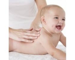 Детский массаж для ребенка до года