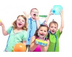 Конкурсы и игры для детей на день рождения