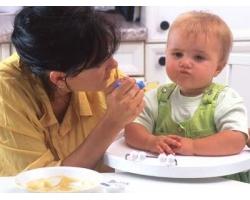 Отсутствие аппетита у новорожденных детей