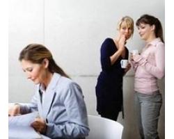 Как повысить авторитет на работе после сплетен