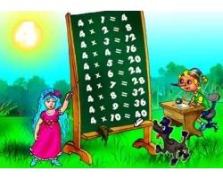 Как ребенку быстро выучить таблицу умножения?