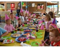 Игры и развлечения на день рождения ребенка