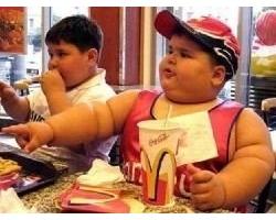 Как снизить избыточный вес ребенка