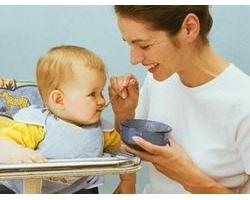 Питание первого года жизни: прикорм