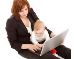 Может ли женщина совмещать работу и семью