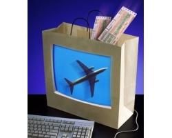 Как приобрести недорогие авиабилеты, находясь дома