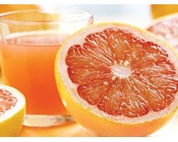 Низкая калорийность грейпфрута