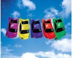Что говорит цвет авто о характере его владельца