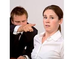 Как себя вести, если начальник придирается?