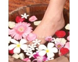Ножные ванны от усталости ног из народной медицины
