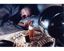 Принимаемые человеком снотворные препараты