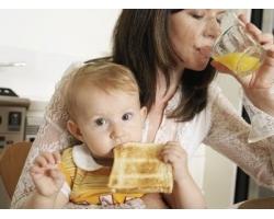 Диета для похудения кормящей женщины