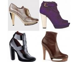 Модные тенденции обувной моды