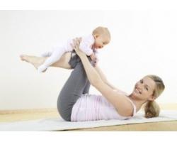 Как прийти в форму после родов?