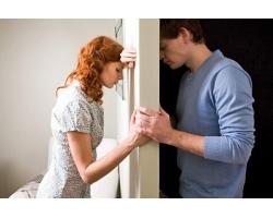 Поведение мужчины во время ссоры