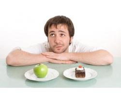 Диета похудения для мужчин