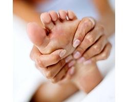 Как делать массаж ступней ног