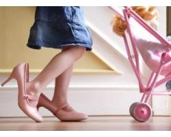 Как правильно выбрать детские туфли?