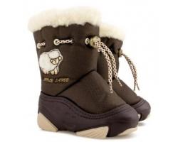 Какую детскую обувь выбрать на зиму