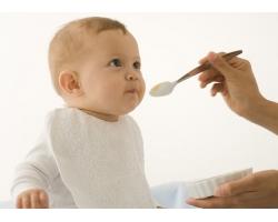 Питание ребенка в первый год жизни
