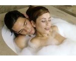 Секс в ванной комнате