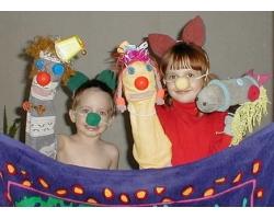 Делаем домашний кукольный театр
