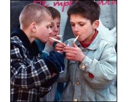 Подросток и вредные привычки