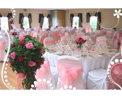 Как украсить дом на свадьбу